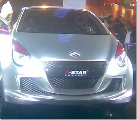 Maruti A-Star – Specifications Features and Looks