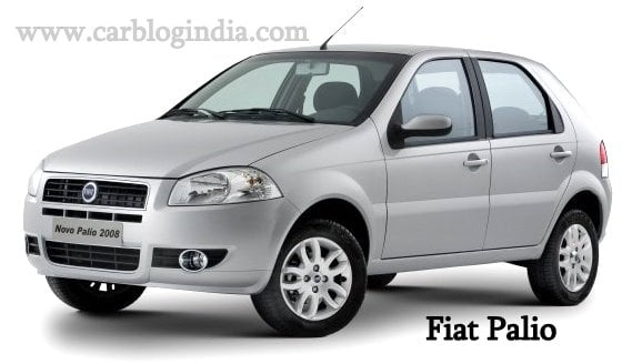 Fiat Palio To Exit Indian Market Soon