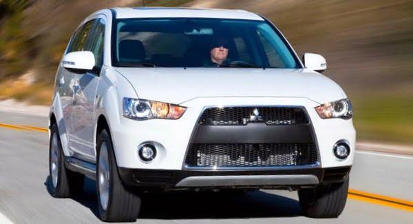 Mitsubishi Outlander 2010 Facelift Revealed
