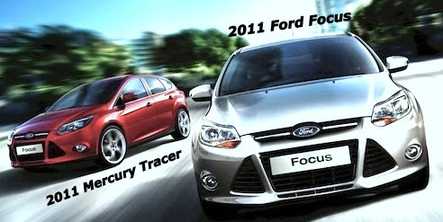 Ford Announced Mercury Tracer Hatchback Based On Ford Focus 2011 Platform