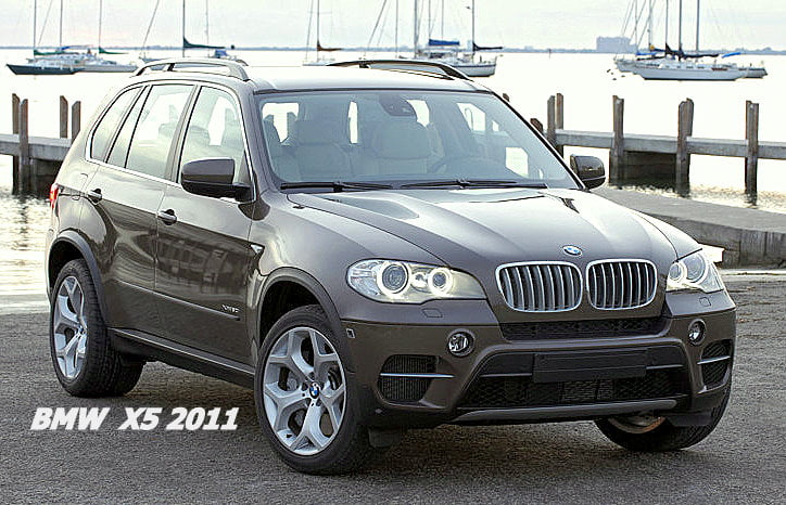 BMW Launches The BMW X5 2011 – Will Be Launched In India Soon