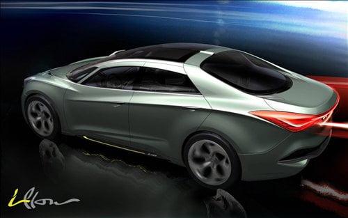 Geneva Motor Show 2010 – Hyundai i-Flow D-Segment Concept Car