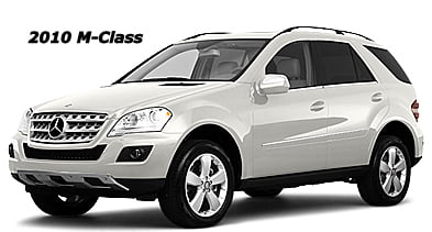 2010 Mercedes M-class in Sport & Luxury Editions – Full Specifications and Price