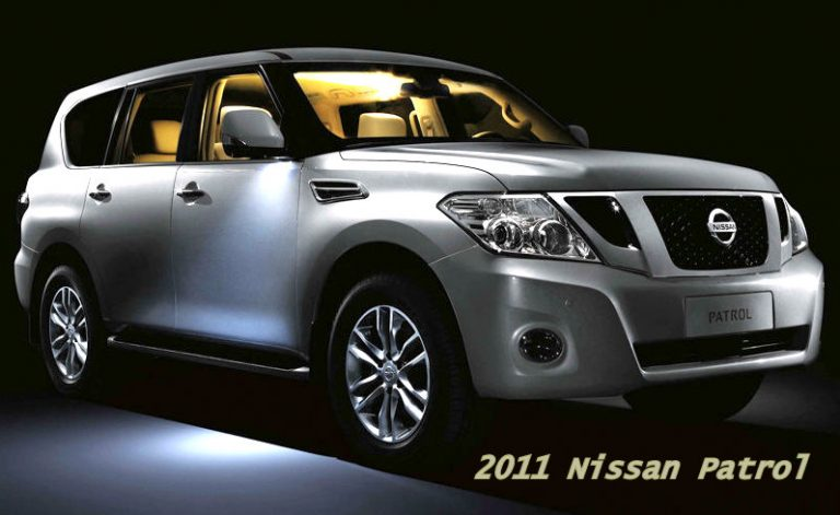 Nissan Unveils The Patrol 2011 – Features And Specifications