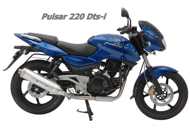 New Bajaj Pulsar 220 DTS-i 2010 Edition – Features, Price and Specifications