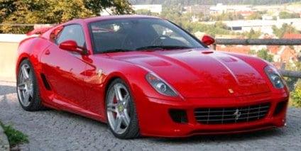 Ferrari To Reveal Its Hybrid In Geneva Motor Show 2010