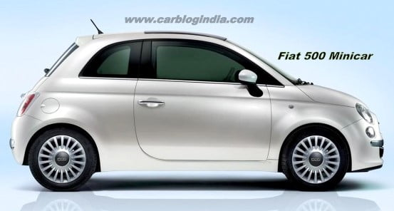 Geneva Motor Show 2010 – Fiat To showcase New 900CC 2-Cylinder Twin Air Unit Car