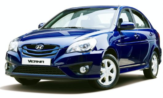 Hyundai Verna 2010 With A Facelift – Features And Specifications