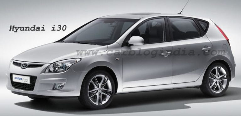 Hyundai i30 Launch In India Soon – Features And Specifications