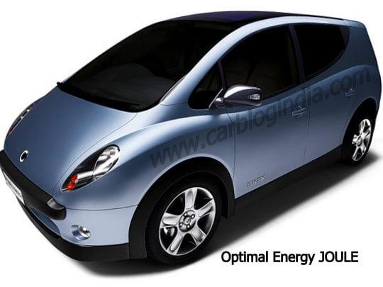 Geneva Motor Show – Optimal Energy Joule Is Zero Emission And 5 Times Energy Efficient Car