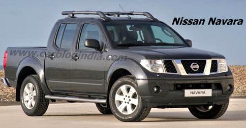 Geneva Motor Show – 2011 Nissan Pathfinder and Navara