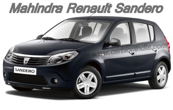 Mahindra Renault Sandero Hatchback Launch In India – Specifications And Price