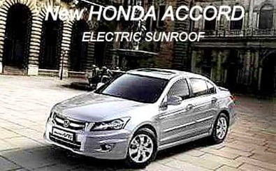 Honda Accord 2010 V6 With Electric Sunroof – Specifications And Price