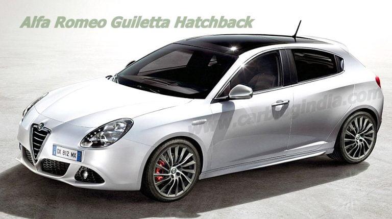 Geneva Motor Show – 2010 Alfa Romeo Giulietta Hatchback Premier
