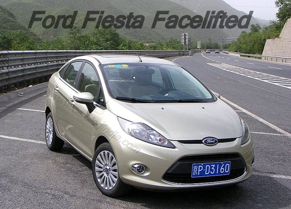 Ford Fiesta Facelifted Launch In India