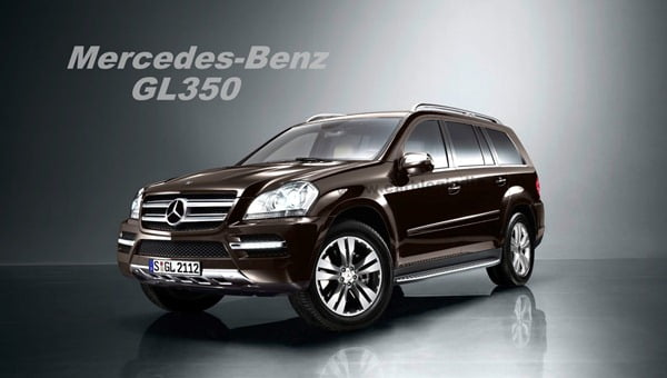 Mercedes New GL350 CDI Blue Efficiency Launched In India – Specifications, Features and Price