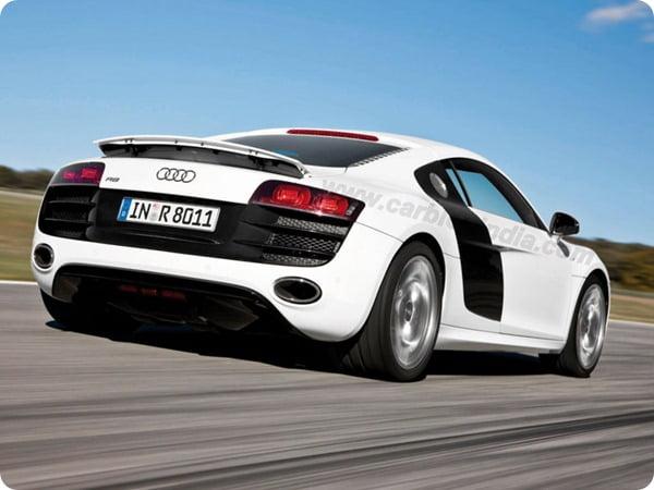 Audi R8 V10 5.2 FSI uattro