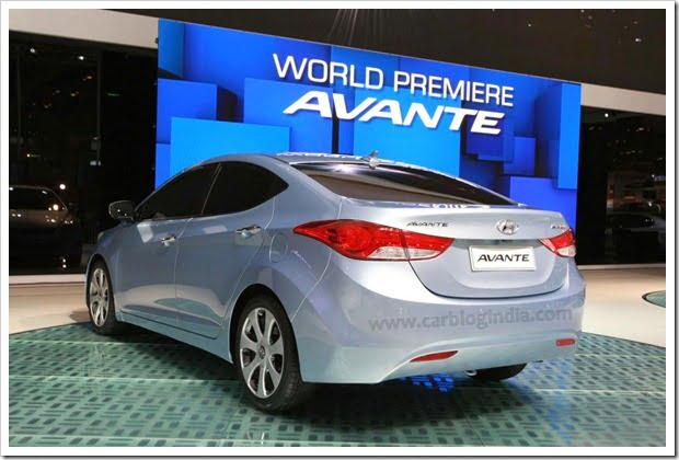 2011 Hyundai Avante