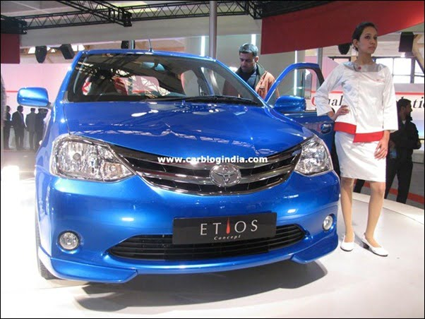 Toyota Defers Etios Launch Date To Early 2011 & Plans To Set-up Engine Plant And R&D Centre