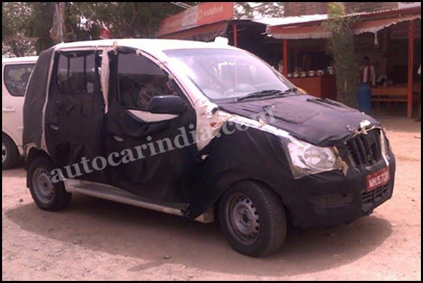 Mahindra Xylo Compact