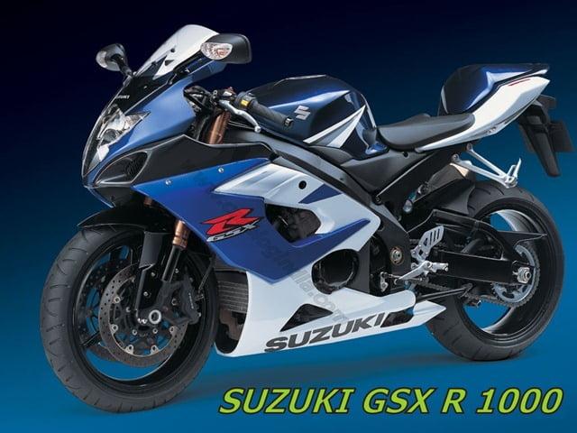 Suzuki Gsx R100 Amp Bandit 1250s Features Specifications
