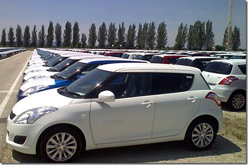 Old Maruti Swift Vs New Maruti Swift Comparison Between New And