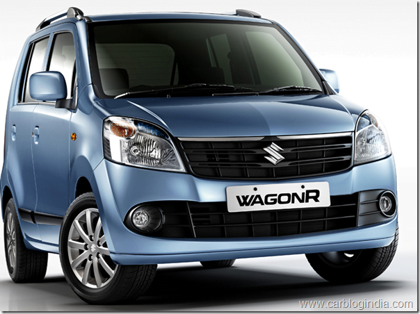 New Wagon R & Zen Estilo With Factory Fitted CNG Kit Coming Soon
