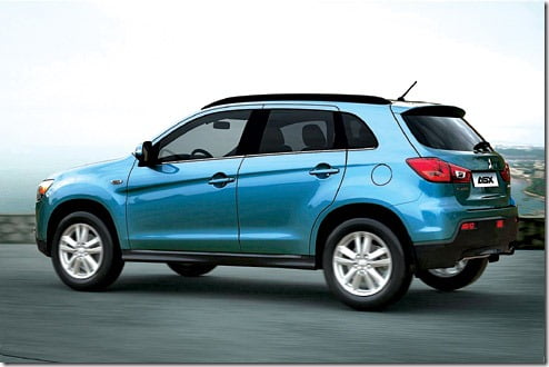 Mitsubishi RVR Coming To India – Specifications Features And Price