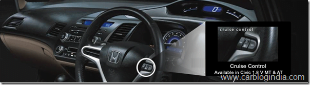 new-honda-civic-india-with-cruise-control