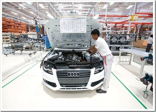Audi Assembling Q5 SUV In India To Save Hefty Excise Duty