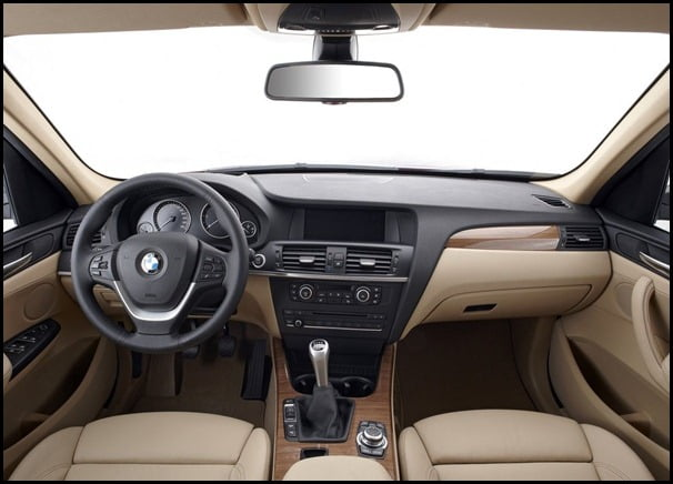 BMW Launches The New X3 Globally – Specifications,Features & Price