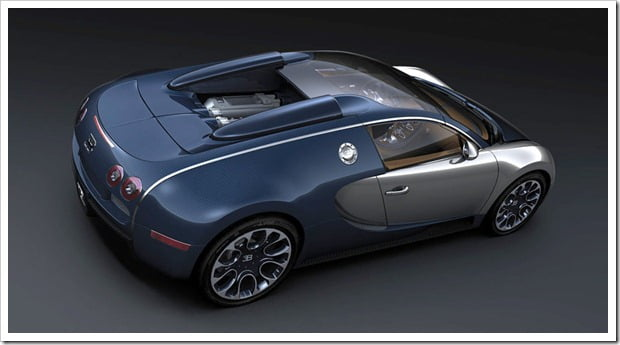Bugatti Veyron India Side2