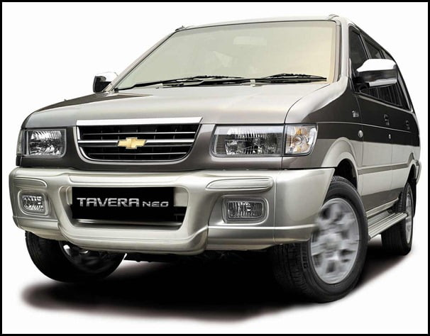 Chevrolet Tavera To Sport BS IV Compliant Sonalika Engines – Specifications & Price