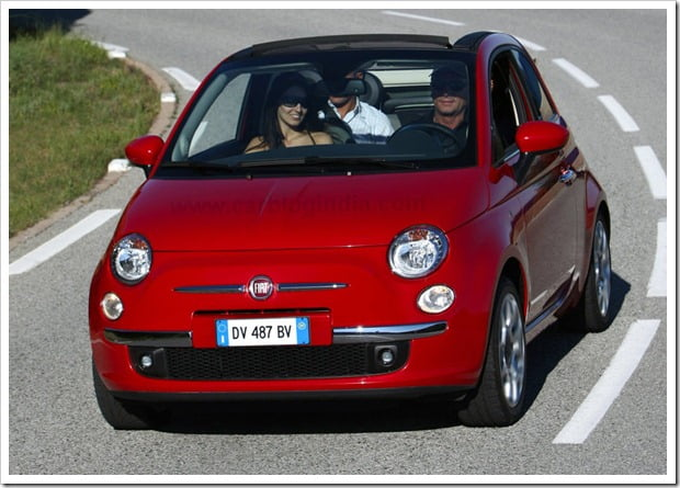 Fiat 500 Re-Launch In India Called Off – Specifications & Price