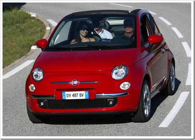 Fiat 500 Relaunch