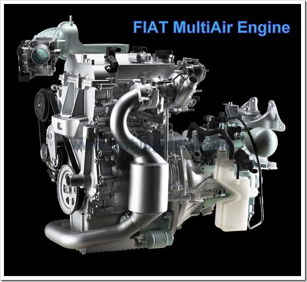 Fiat MultiAir Engine (2)
