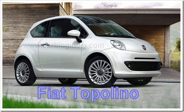 Fiat Small Car Launch In India By 2012