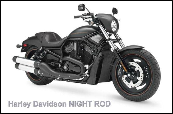 Harley Davidson VRSCDX NightRod