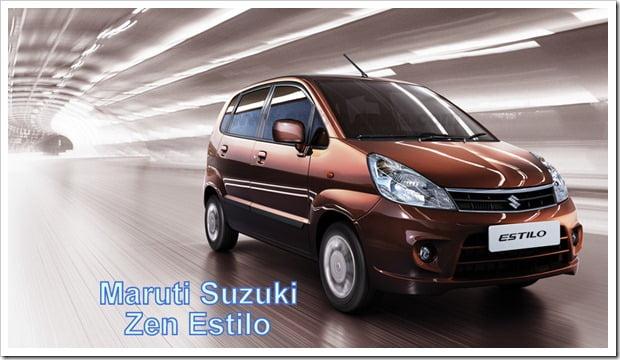 Maruti Suzuki Zen Estilo