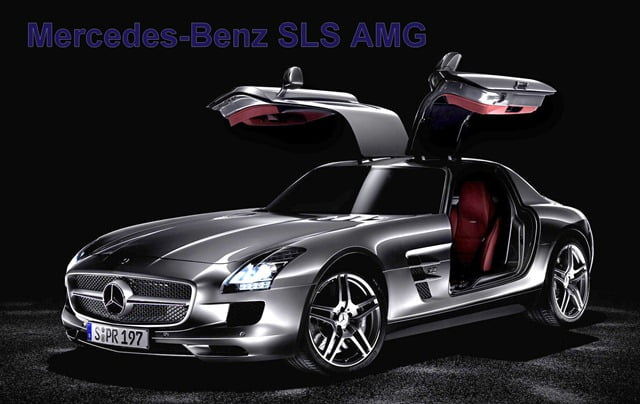 Mercedes sls amg features specifications price in india for Mercedes benz highest price
