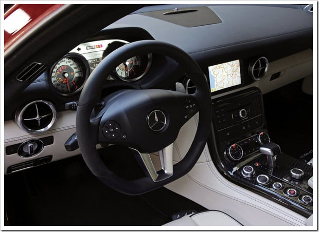 Mercedes Benz High Performance SLS AMG India Launch – Specifications, Features & Price