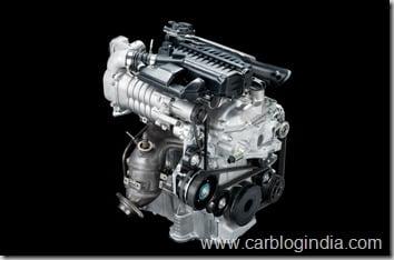 nissan HR12 DDR Petrol Engine