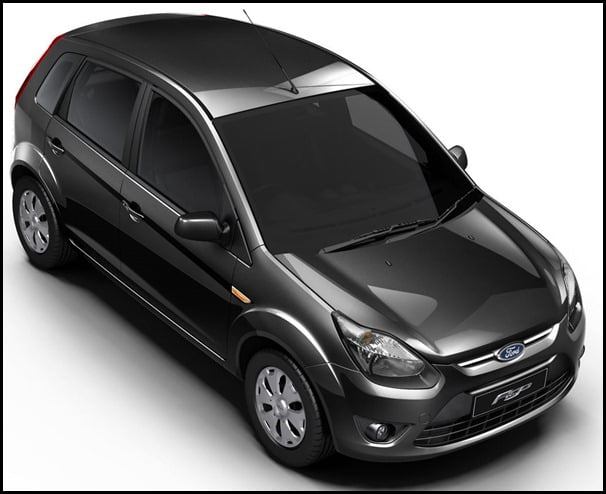 Ford Figo Prices Increased By Ford India