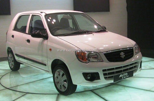 Maruti Alto Xplore Limited Edition Model With 10 New
