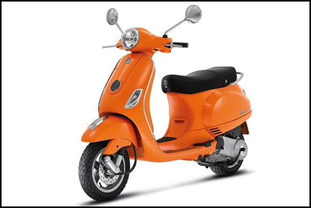 Vespa Setting Up Plant In India