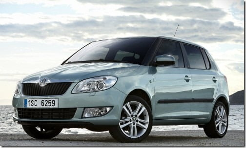 Facelifted Skoda Fabia India Will Be Powered By VW 1.2 Litre Diesel Engine