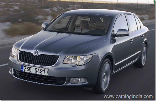 Skoda Superb With 1.6 Litre TDi Engine Launched In Europe- May Come To India