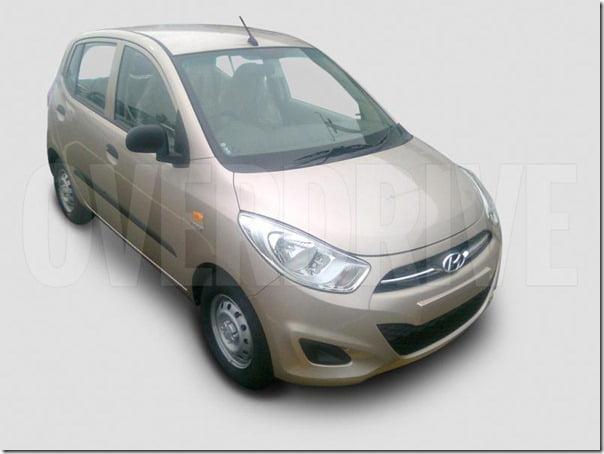 New Hyundai i10 VVTI (1)