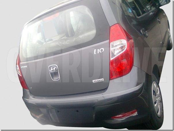 New Hyundai i10 VVTI (3)