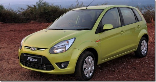 Ford Figo Export From India To 50 New Markets